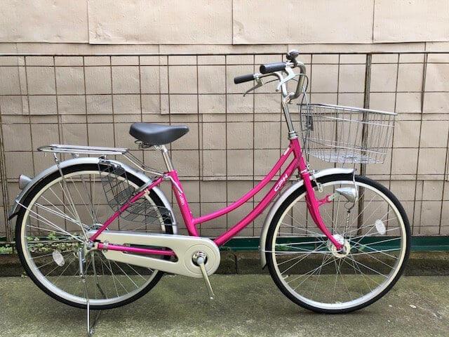 CPH266のピンク