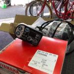 電動自転車のメインスイッチを交換